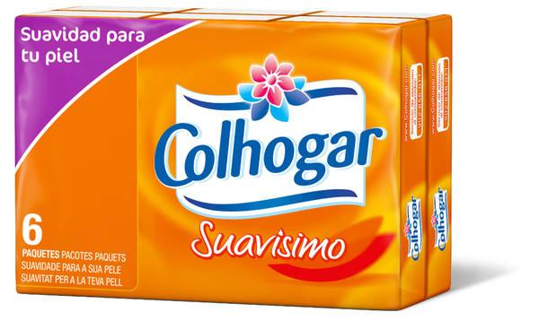 PAÑUELOS COLHOGAR X 6
