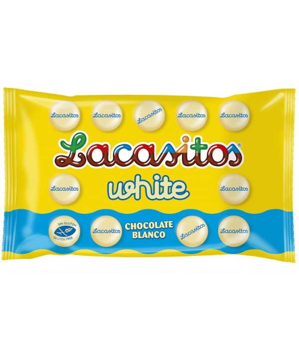 Lacasitos chocolate blanco -  (18 g.)