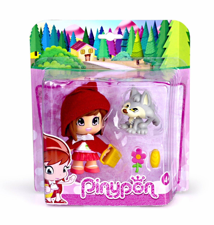 Pinypon - Cuentos, mascota Caperucita
