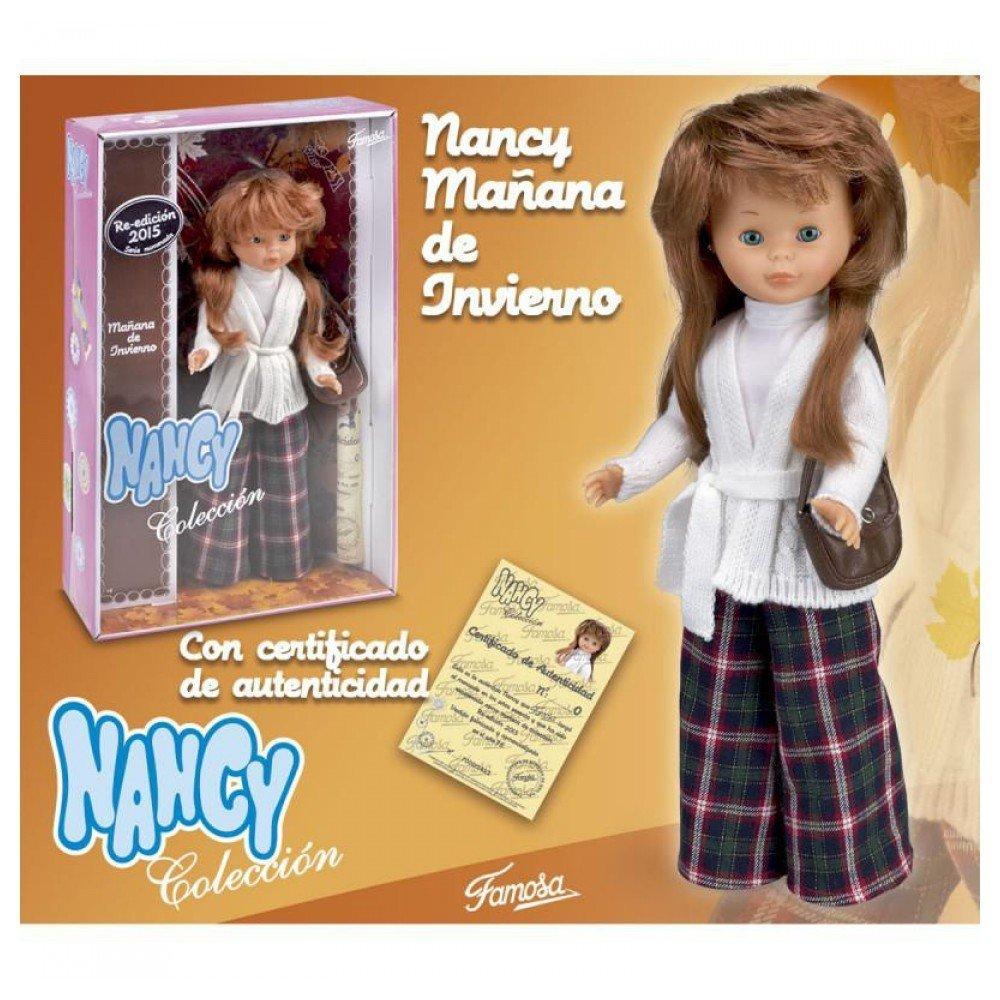Nancy - Colección Mañana de invierno