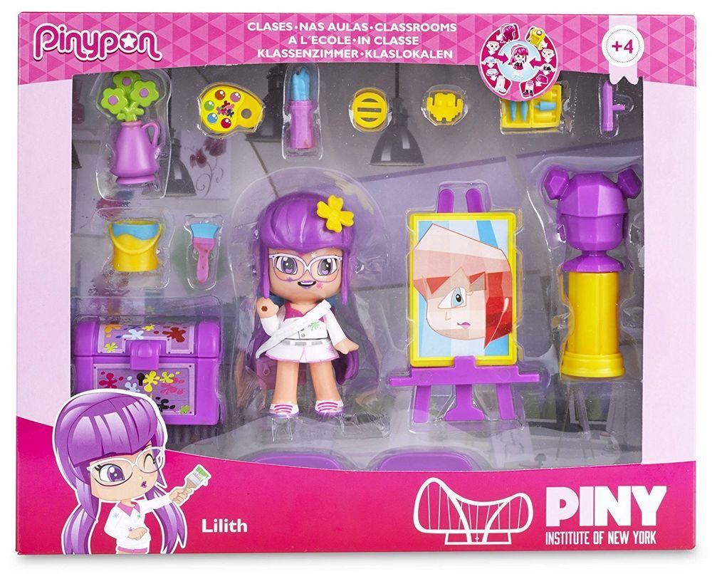 Pinypon Clases - LILITH - PINTURA