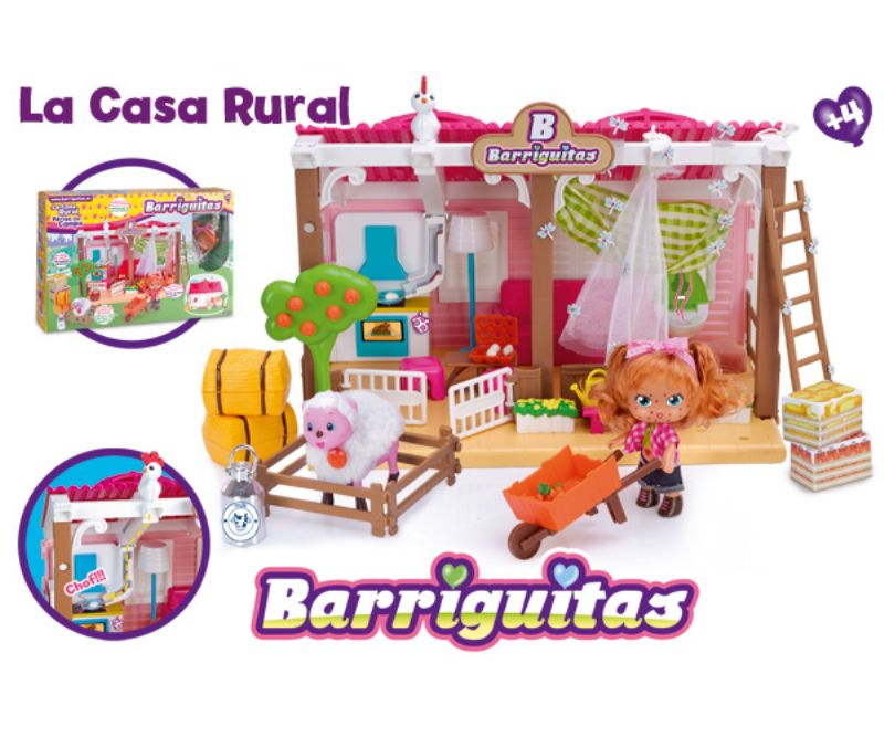 BARRIGUITAS LA CASA RURAL