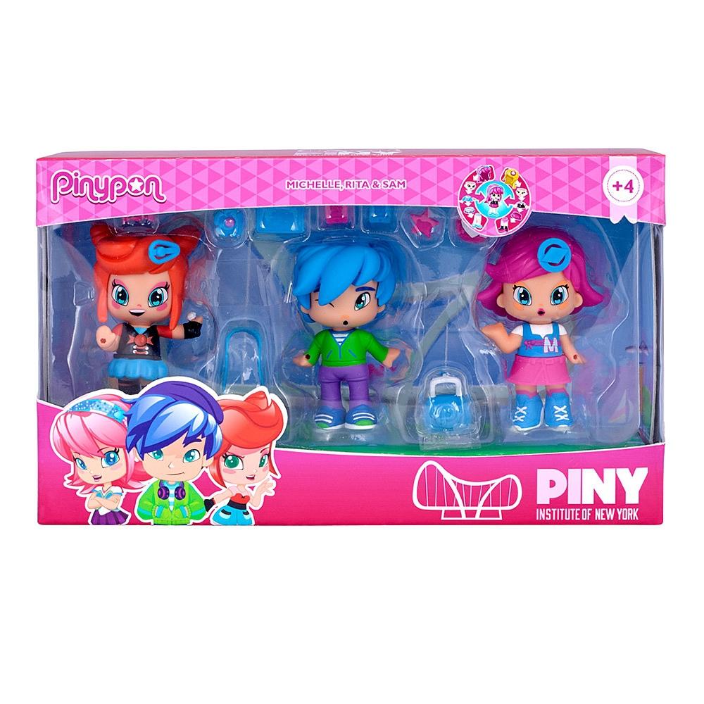 Piny - Michelle, Rita y Sam