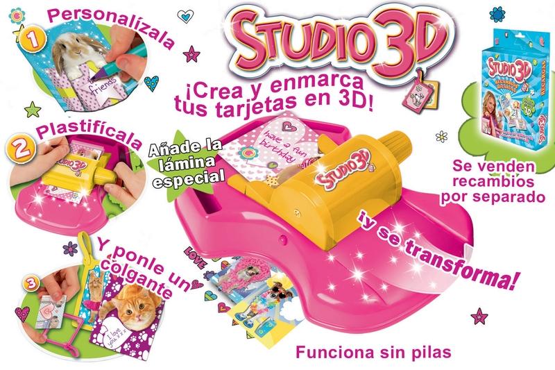 STUDIO 3D¬