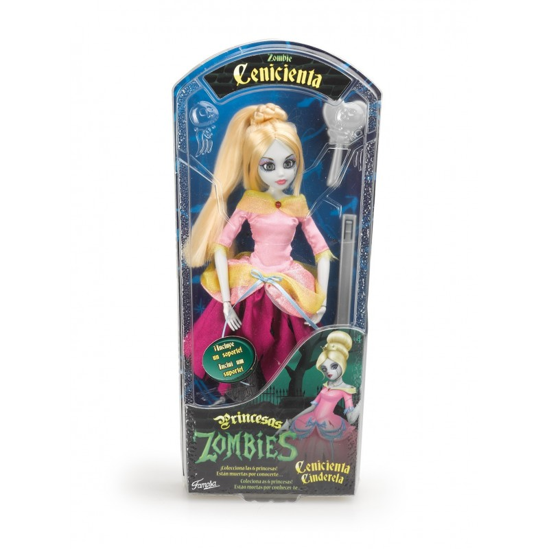 PRINCESA ZOMBIES CENICIENTA