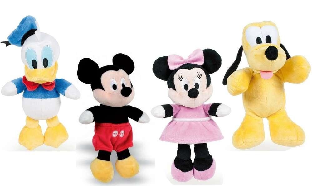 Peluche 20cm ClubHouse Disney