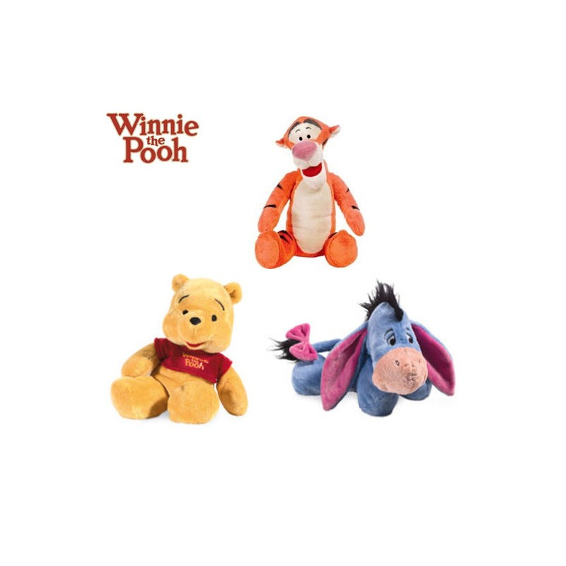 PELUCHES WINNIE THE POOH
