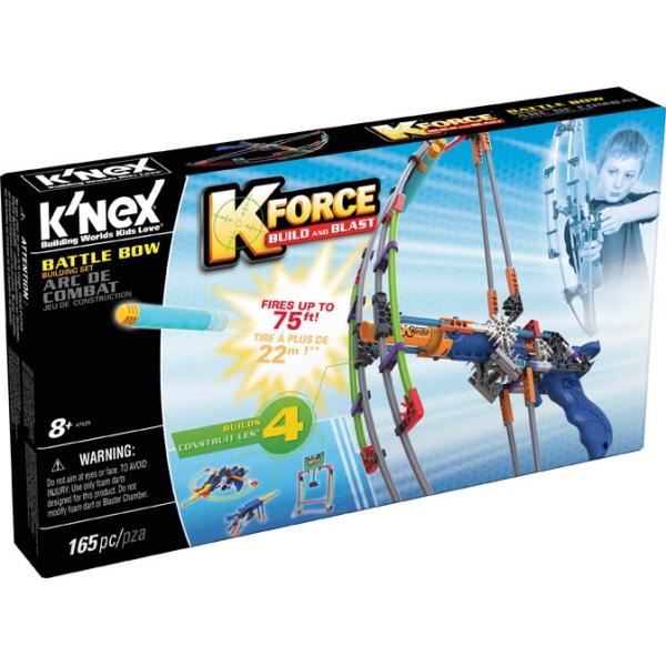 KFORCE K-20X/ARCO DE COMBATE K´NEX¬