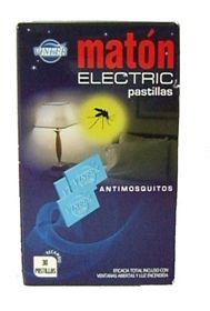 RECAMBIOS PASTILLAS MATON ELECTRIC x30uni