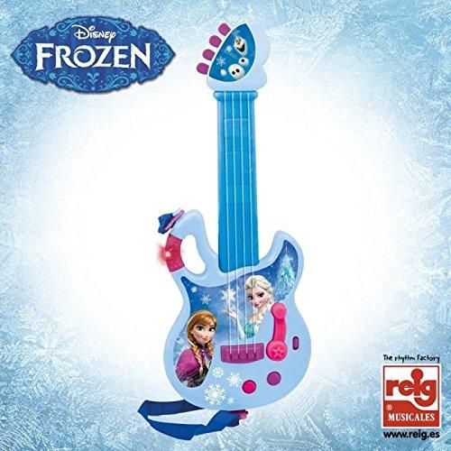 Guitarra infantil Frozen Disney