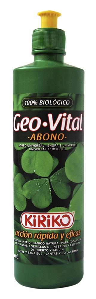 ABONO UNIVERSAL GEO-VITAL 500 ML.