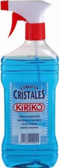LIMPIA CRISTALES 500ml