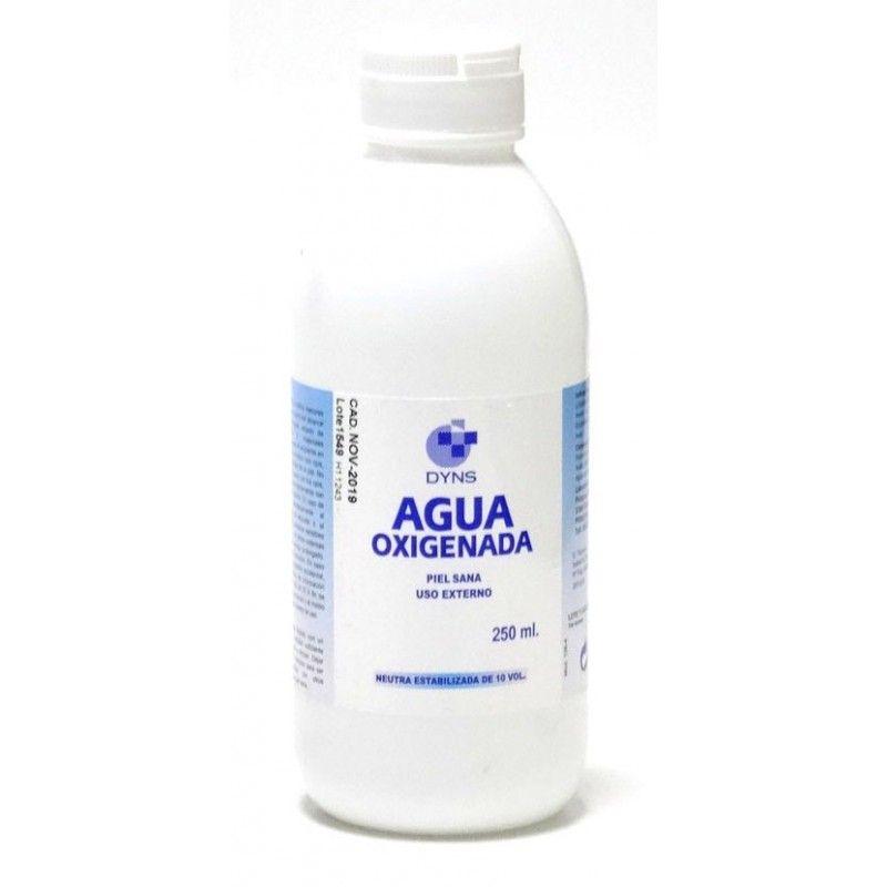 AGUA OXIGENADA 500ml