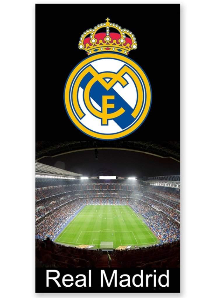 Toalla Playa Real Madrid RM-04