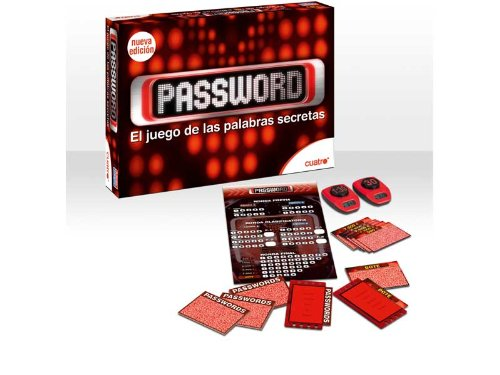 Juego Password