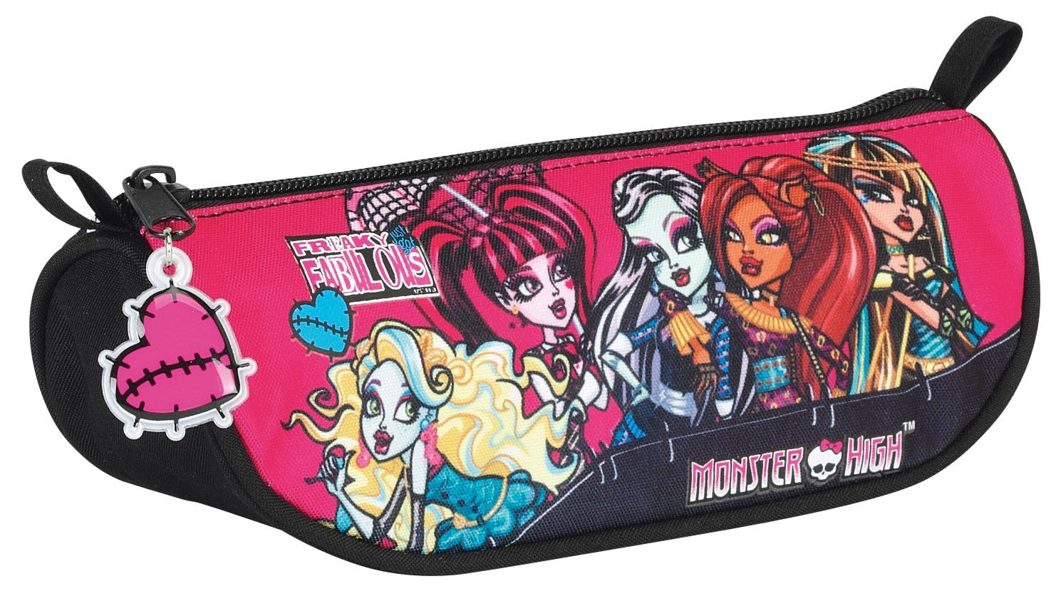 Monster High Portatodo Triangular