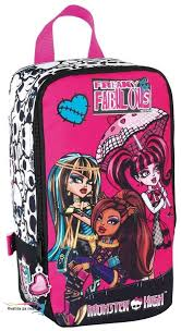 Monster High Zapatillero 30 Cm