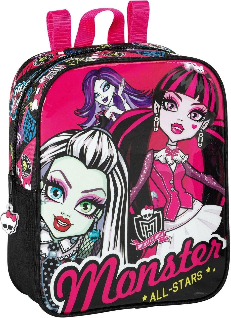 Mochila pequeña Monster High All Stars