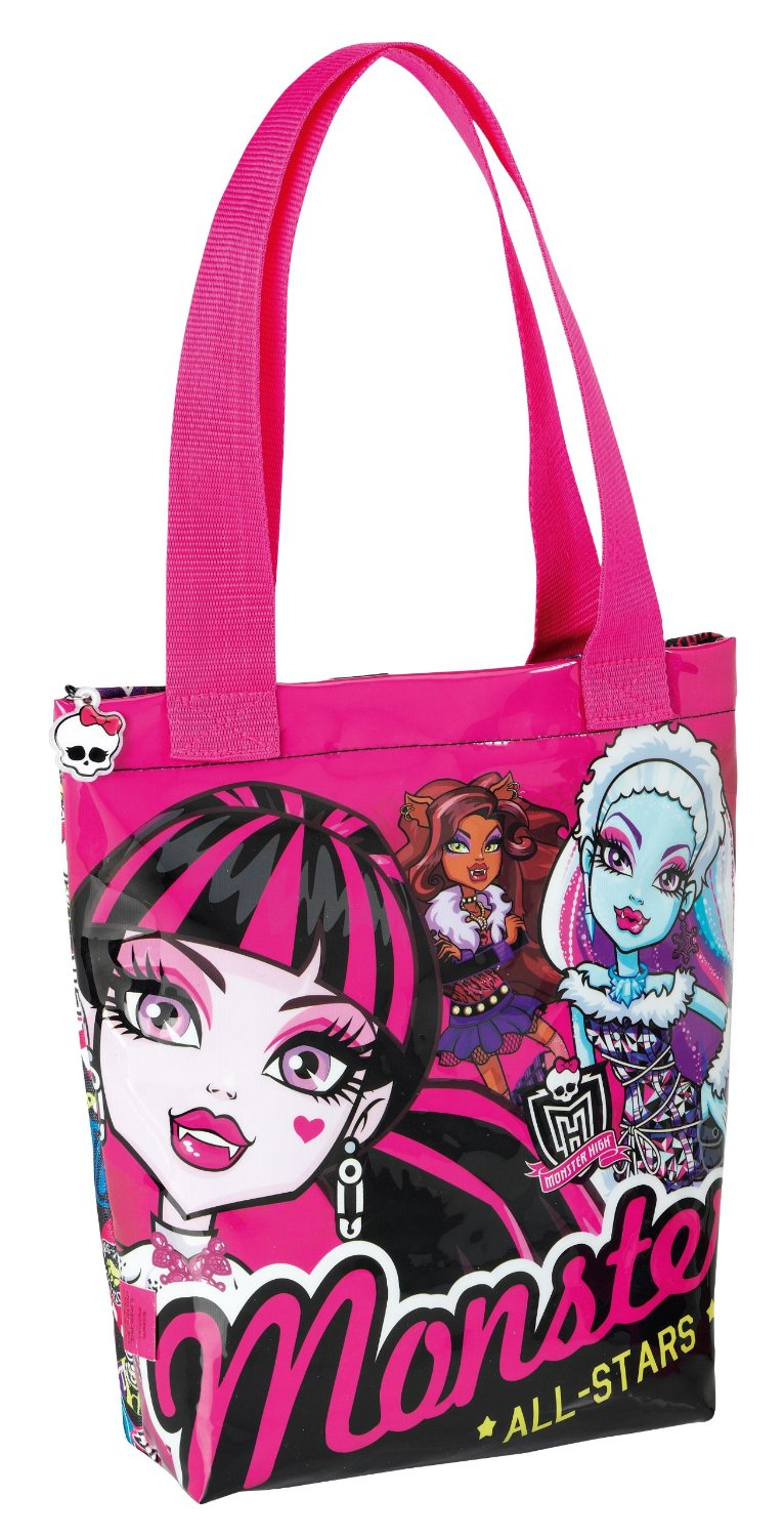 Monster High - Bolso shopping