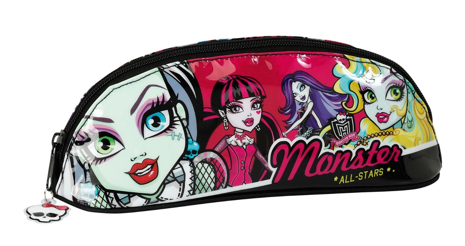 Monster High - Portatodo ovalado