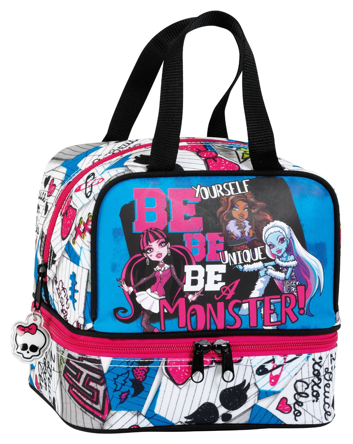 Monster High - Portameriendas