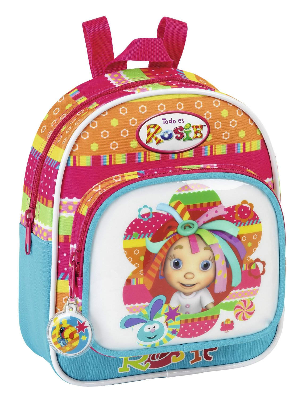 Rosie - Mini mochila infantil, 18 x 23 x 7 cm