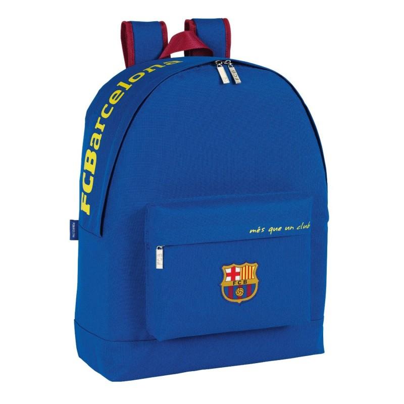 F.C. Barcelona - Mochila 32 cm, color azul (Safta 641304174)