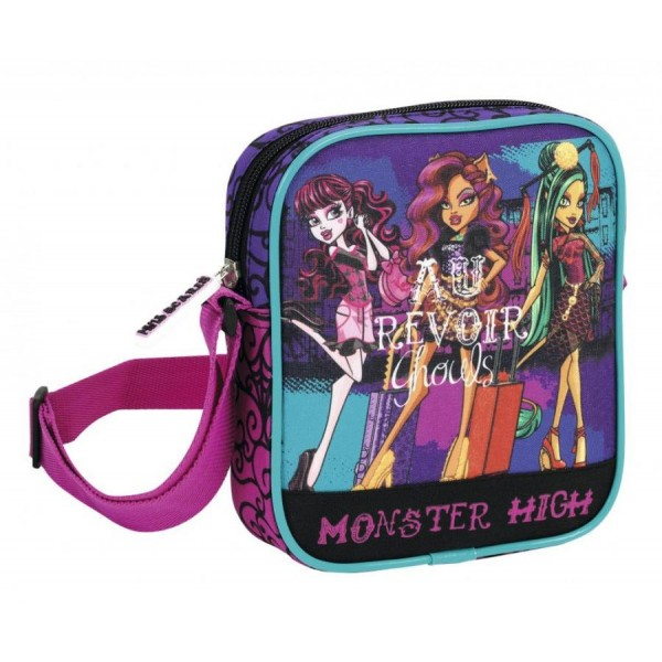Monster High Scaris - Bolsito Bandolera