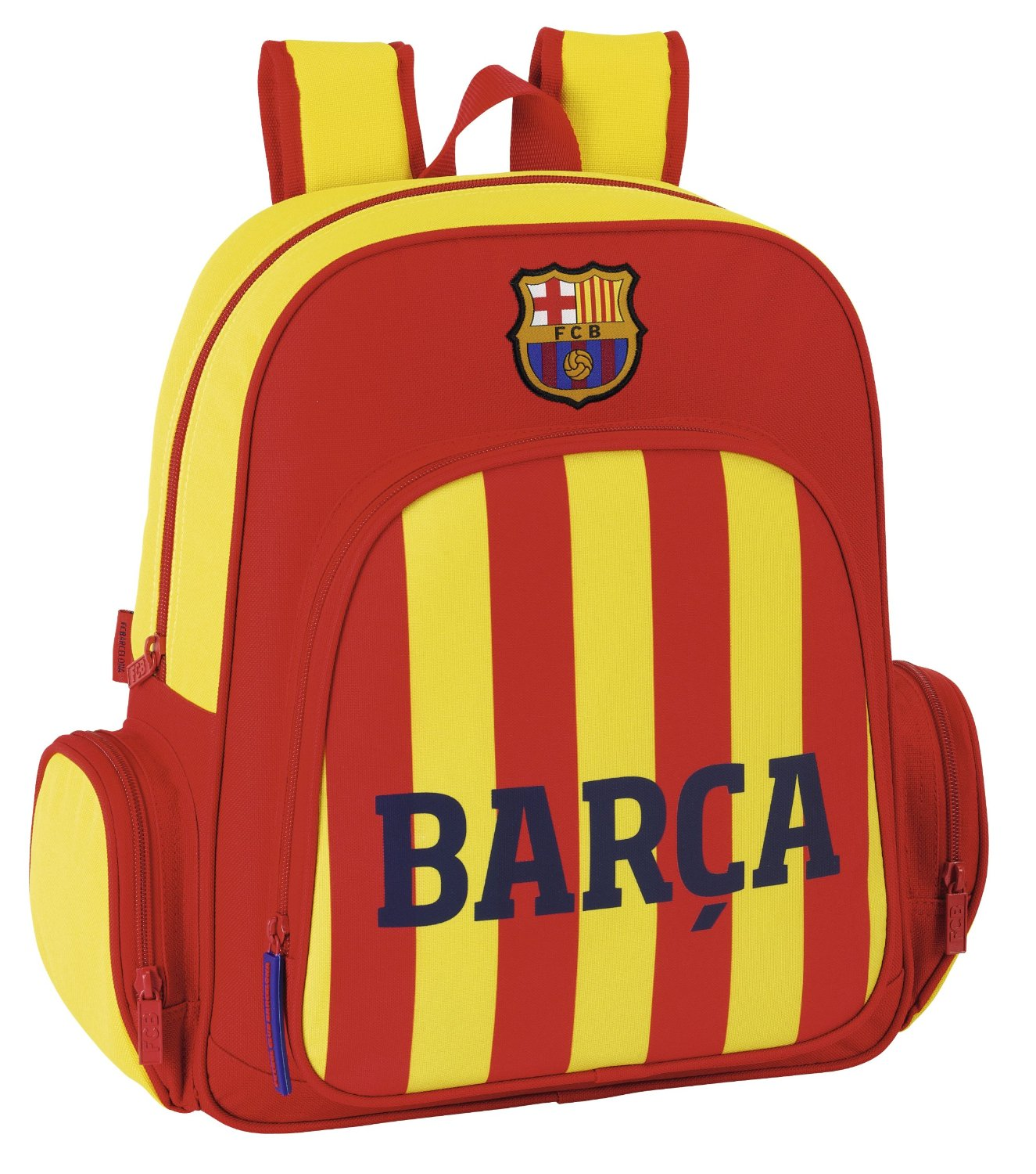 Barça-Senyera - Day Pack Junior adaptable, 32 x 38 x 12 cm