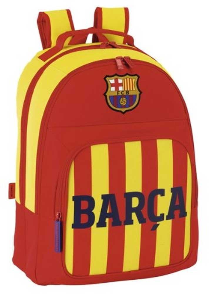 F.C. Barcelona Senyera - Day Pack Doble Adaptable a Carro
