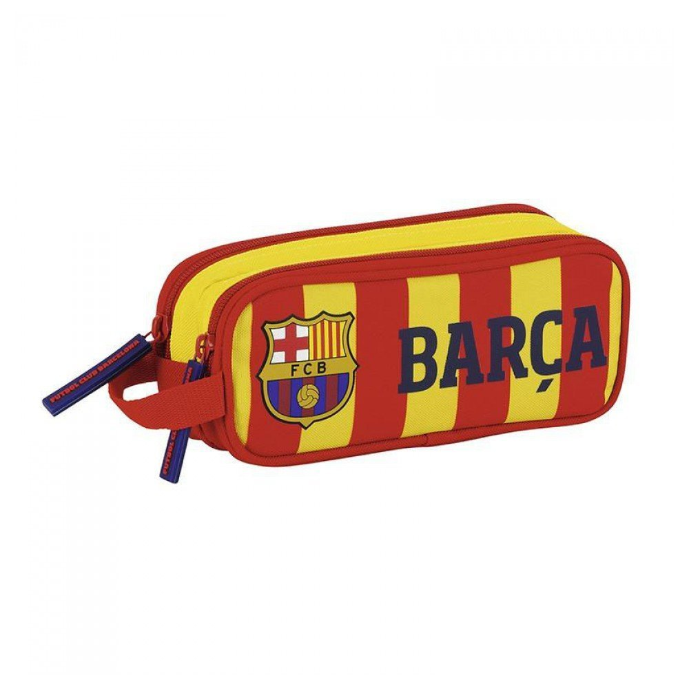 F.C. Barcelona Senyera - Portatodo Doble