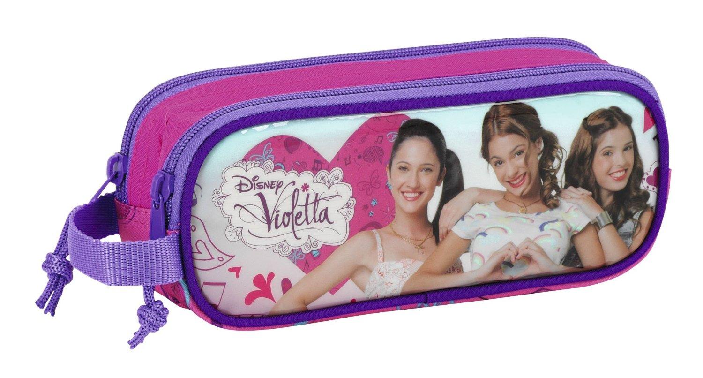 Violetta - Portatodo doble, 21 x 8 x 6 cm