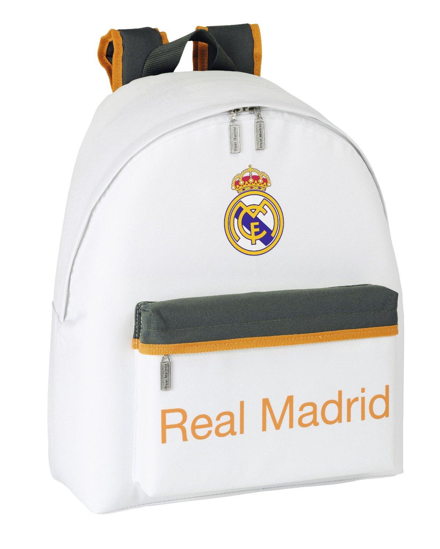 Mochila Real Madrid Classic blanco