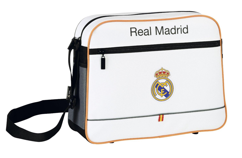 Real Madrid - Bandolera de 37 cm, diseño Classic