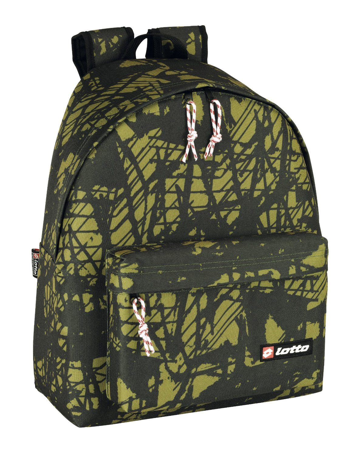 MOCHILA LOTTO CAMUFLAJE COLOR KAKI