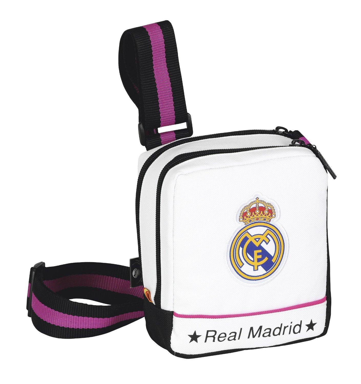 Safta - Bandolera Real Madrid, 14 x 16 x 6 cm (611457559)