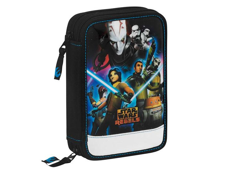 PLUMIER STAR WARS REBELS 2 CREMALLERAS