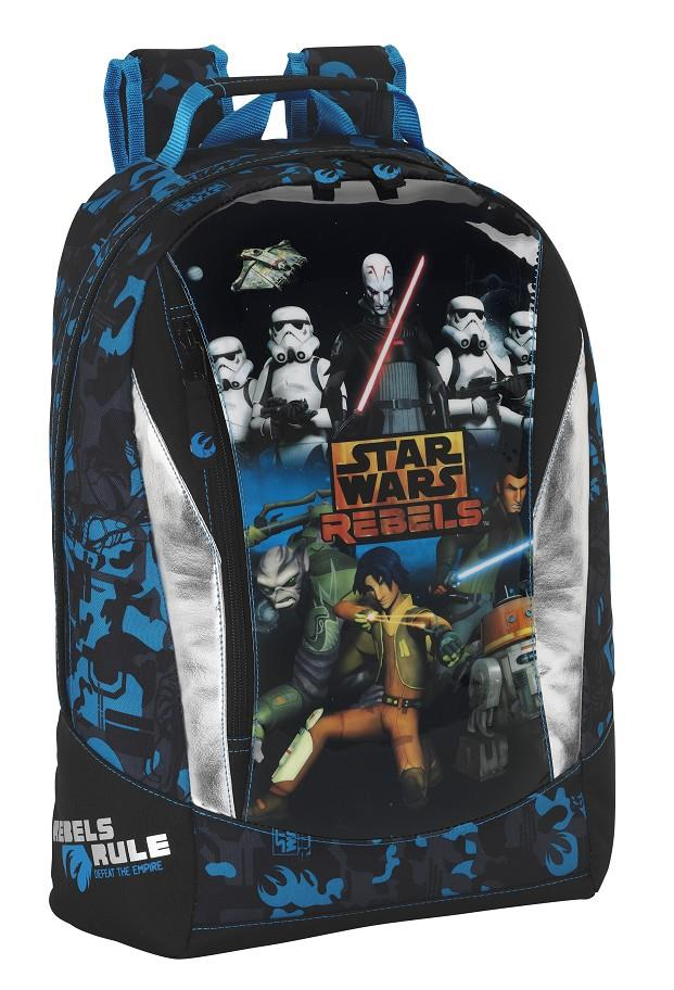 MOCHILA STAR WARS REBELS 44 cm