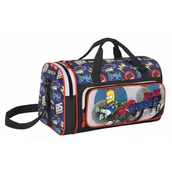 BOLSA DEPORTE/VIAJE SIMPSONS BIG AIR MONSTER