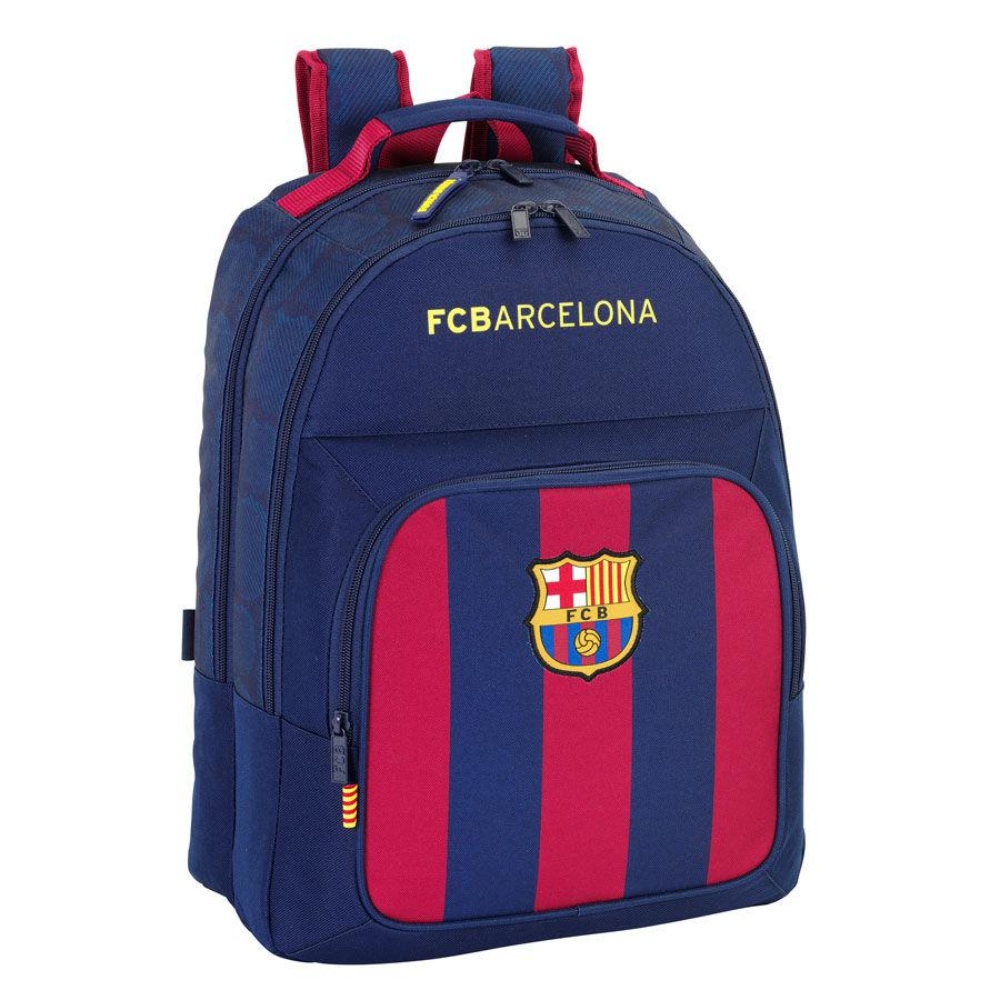 MOCHILA DOBLE BARCELONA F C ADAPTABLE