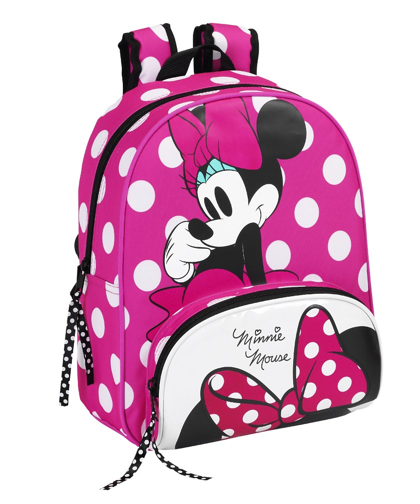 MOCHILA INFANTIL MINNIE MOUSE DISNEY ADAPTABLE