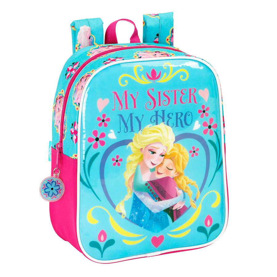 MOCHILA GUARDERIA FROZEN DISNEY ADAPTABLE