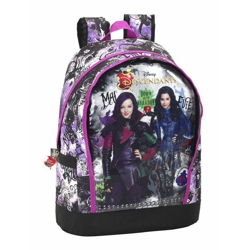 MOCHILA DESCENDANTS DISNEY GRANDE