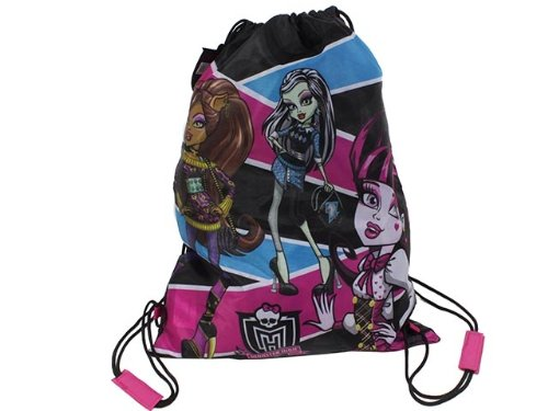 Saco monster high 27x24 cm
