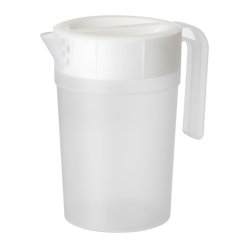 JARRA PLASTICO REDONDA 2l