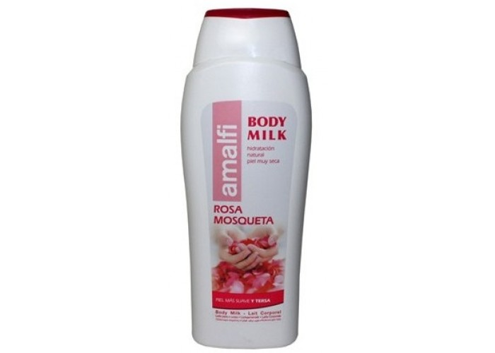 BODY MILK ROSA MOSQUETA 500 ml.
