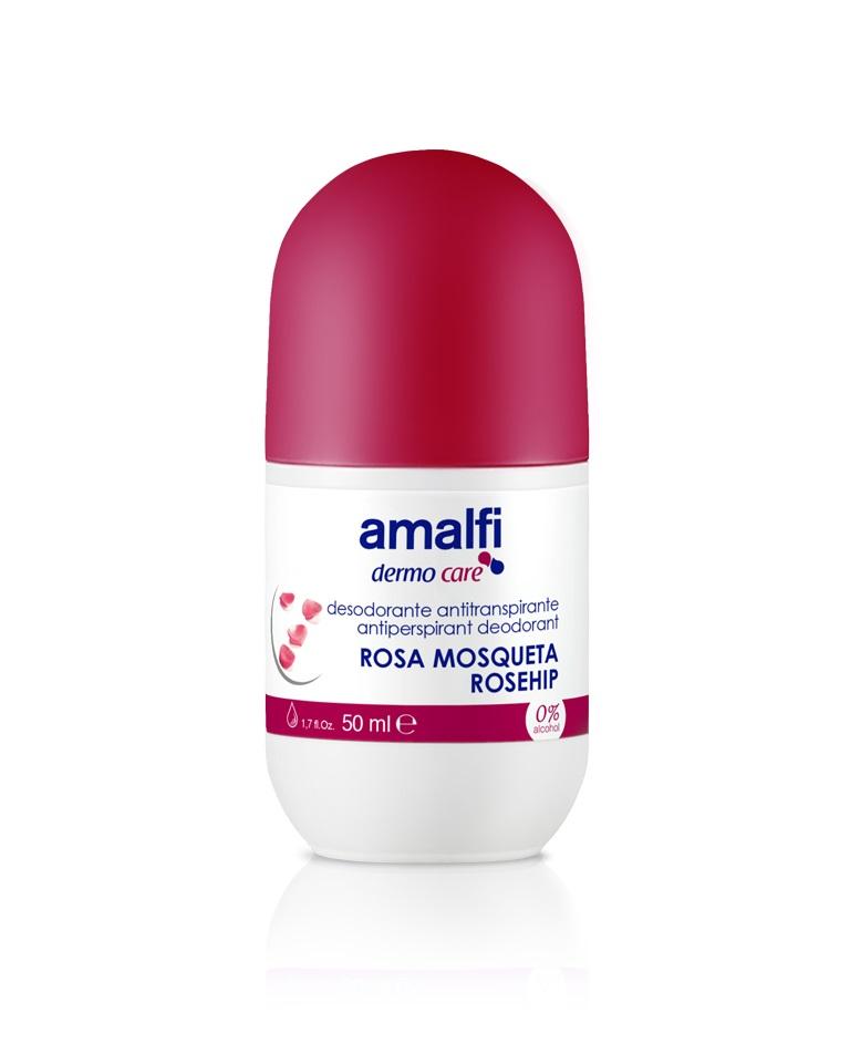 DESODORANTE ROLL-ON DERMO ROSA MOSQUETA 50ml