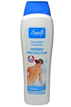 GEL AMALFI DERMO PROTECTOR 750 ml.