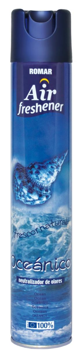 AMBIENTADOR SPRAY OCEANICO 300ml