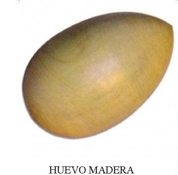 HUEVO MADERA COSER